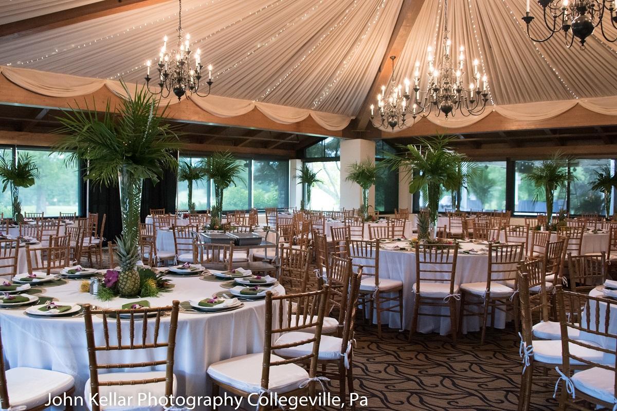 Ballroom 2 -