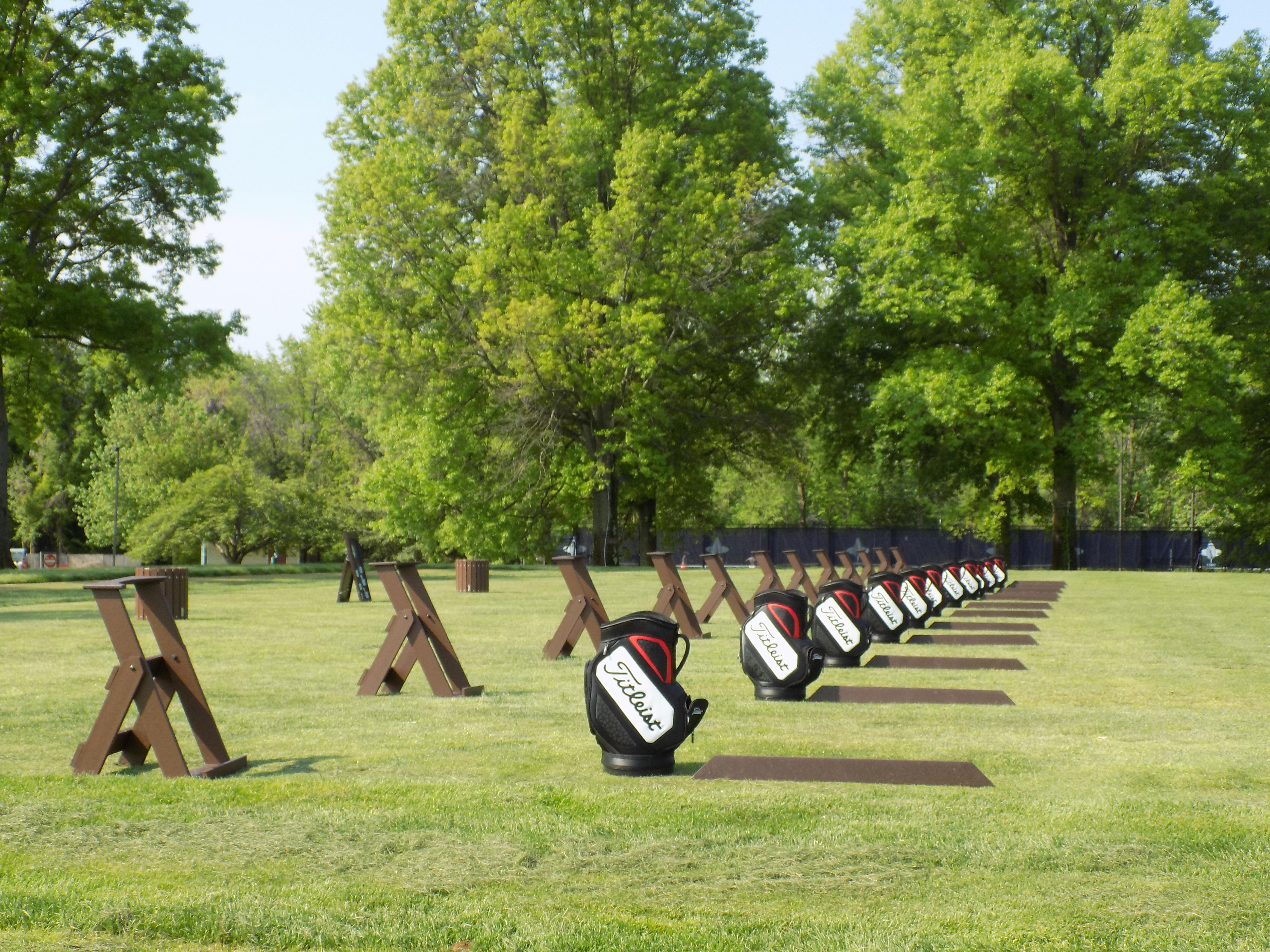 Practice Range -
